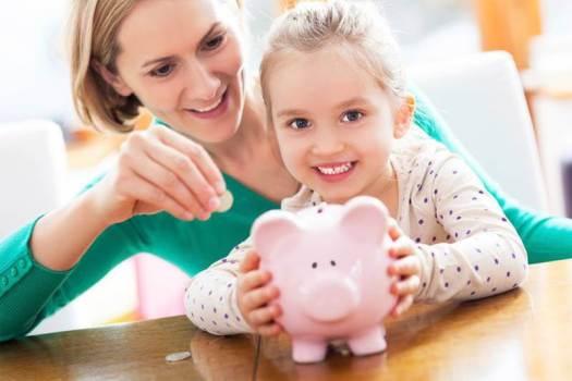 Как научить ребенка копить деньги?