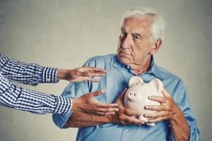 Правила финансовой безопасности для пенсионеров