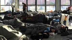 refugees piraeus