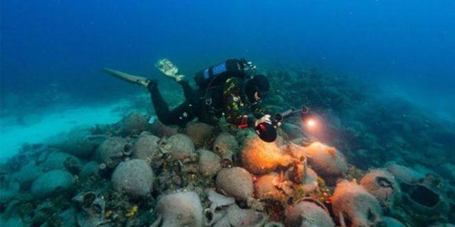 The Peristera Shipwreck
