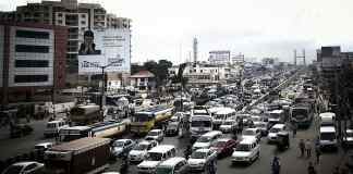 Picture is of a peak hour in ring road of Bangalore.