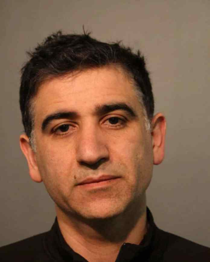 37-year-old taxi driver Mustafa Dikbas