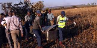 Missing taxi driver Witness Zindonda found dead