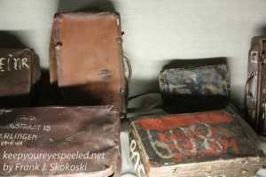 Auschwitz exhibits belongings -14