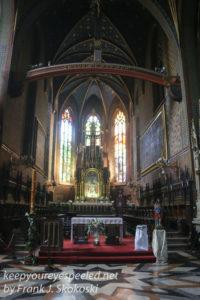 Poland Day Ten Krakow St. Francis -3
