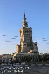 Poland Day Thirteen Warsaw evening -1