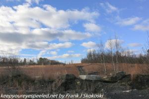 Reclamation area near Crystal Ridge