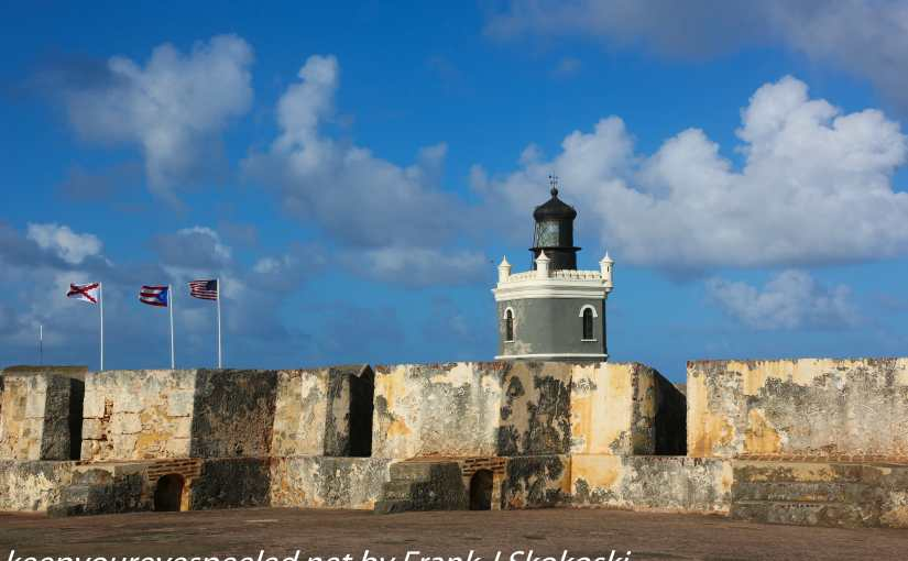 Puerto Rico Day One: Getting To Know Old San Juan