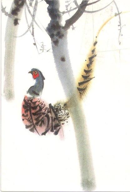 voorbeeld van beperkt kleurgebruik in een unieke, persoonlijke stijl