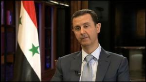 Assad van Sirië