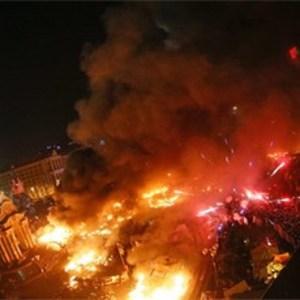 oorlog in Kiëv