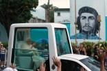Ο Πάπας στην Κούβα