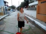 Καθαριότητα από δημότες Σκάλας