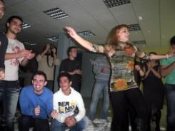 Χορός στη Ναυτική Σχολή