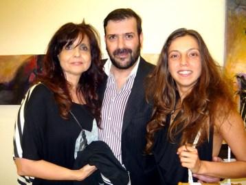 Κωνσταντίνα Μπίμπα του Υπουργείου Εξωτερικών και τη Ναστάζια Μπέικοφ καλλιτεχνική διευθύντρια του Φεστιβάλ μουσικής33