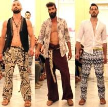 fashion show NICOLAOS στα εγκαίνια της έκθεσης ΔΡΩΜΕΝΑ ΤΕΧΝΗΣ - φωτογραφίες της Αντριάνας Παρασκευοπούλου
