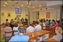 Παρουσίαση ποιητικής συλλογής Π.Τζαννετάτου