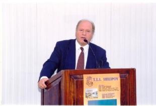 Ομιλία του κου Υπουργού στα εγκαίνια της πρώτης κτιριακής εγκατάστασης