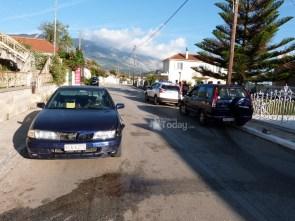 Τροχαίο στο χωριό Περατάτα