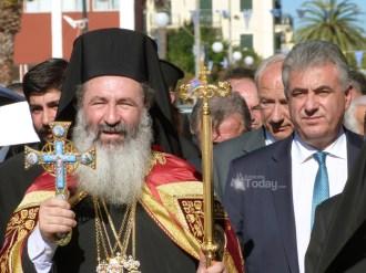 Η υποδοχή του νέου Μητροπολίτη Κεφαλληνίας
