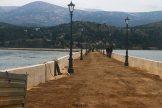 Στρώνουν με άμμο τη Γέφυρα Δεβοσέτου