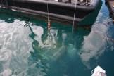 Πόντιση για παλαίωση στη θάλασσα του Ληξουρίου