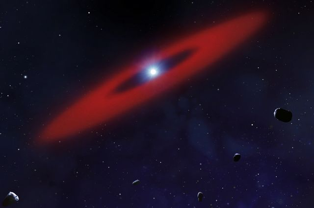 A UCLA-led team of scientists discovered a white dwarf star in the constellation Boötes whose atmosphere is rich in carbon, nitrogen, oxygen and hydrogen.
