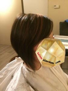 hair style for Female short〜Bob12