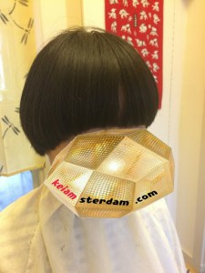 hair style for Female short〜Bob8