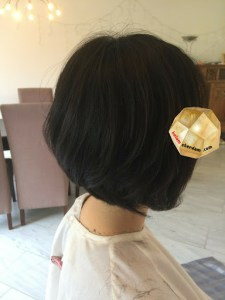 hair style for Female short〜Bob13