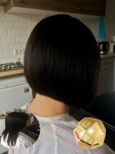 hair style for Female short〜Bob9