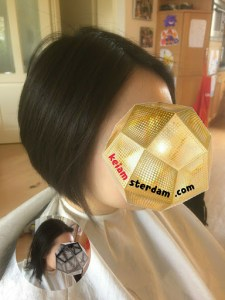 hair style for Female short〜Bob15