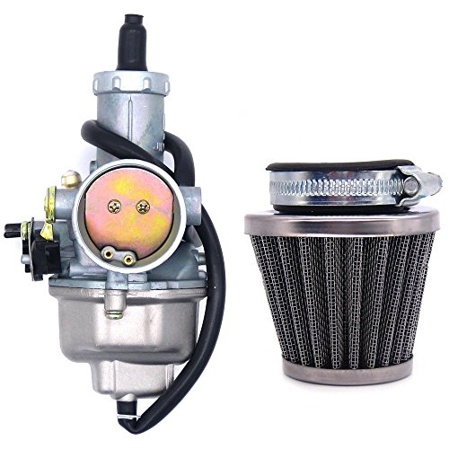 Ketofa 110cc 125cc 150cc 200cc Gy6 Moped Scooter Atv Dirt Bike Motorcycle Air Filter 42mm