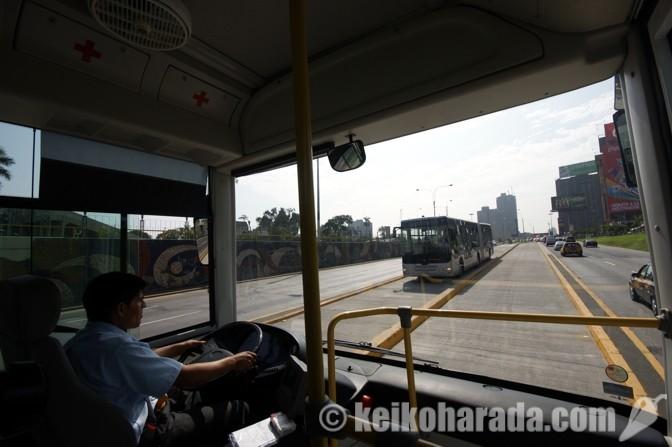 個人旅行者に朗報!リマ市街のバス路線図 Rutas Recomendables