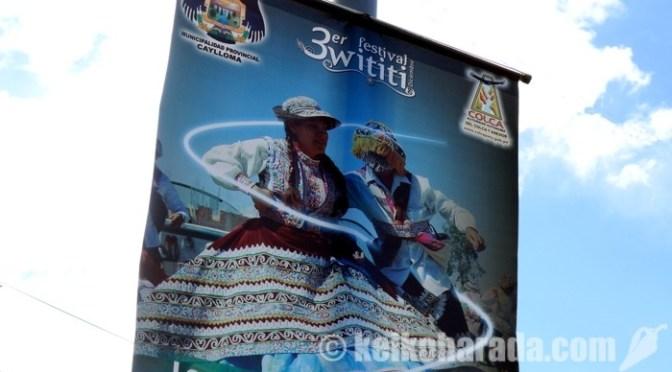 ユネスコ無形文化遺産にコルカ伝統舞踊Wititi