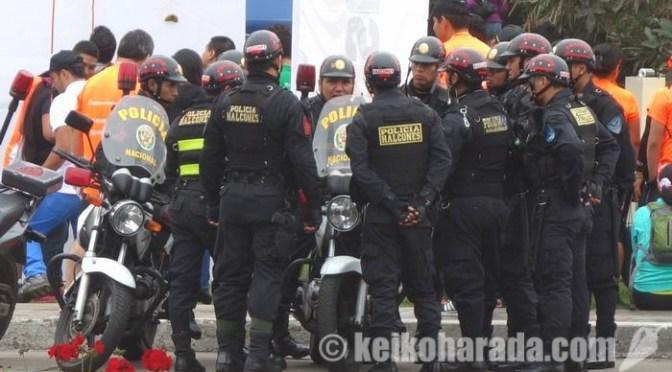 警察のストライキ