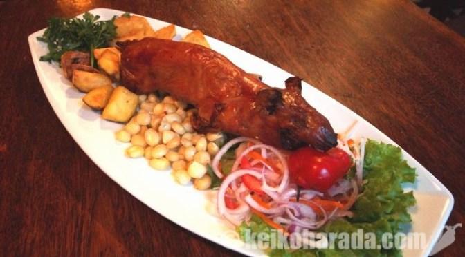 クスコのオススメレストラン「プカラ」