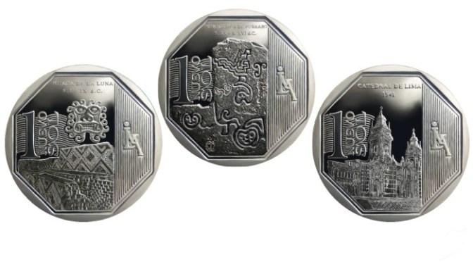 ラテンアメリカ優秀貨幣にペルーの3通貨
