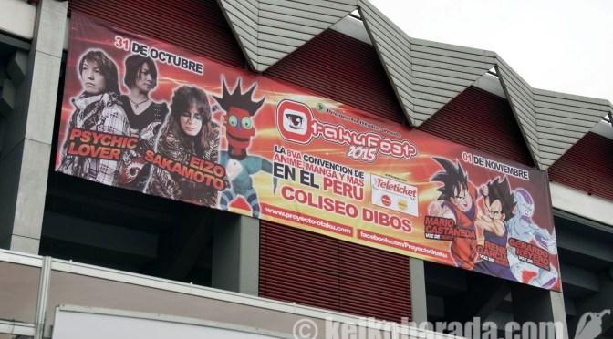 オタクフェストペルー2015