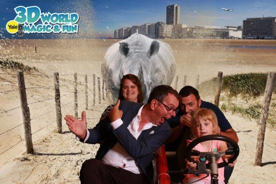3D World Oostende 2017