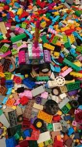 Lego Master Unicorn Auto