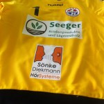 Sublimationstransfer/ Flexdruck Handballtrikot