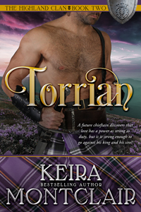 Book Cover: Torrian