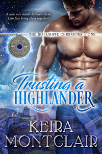 Book Cover: Trusting a Highlander