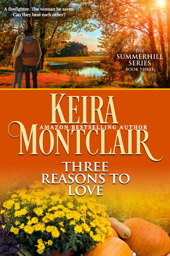Book Cover: Three Reasons to Love