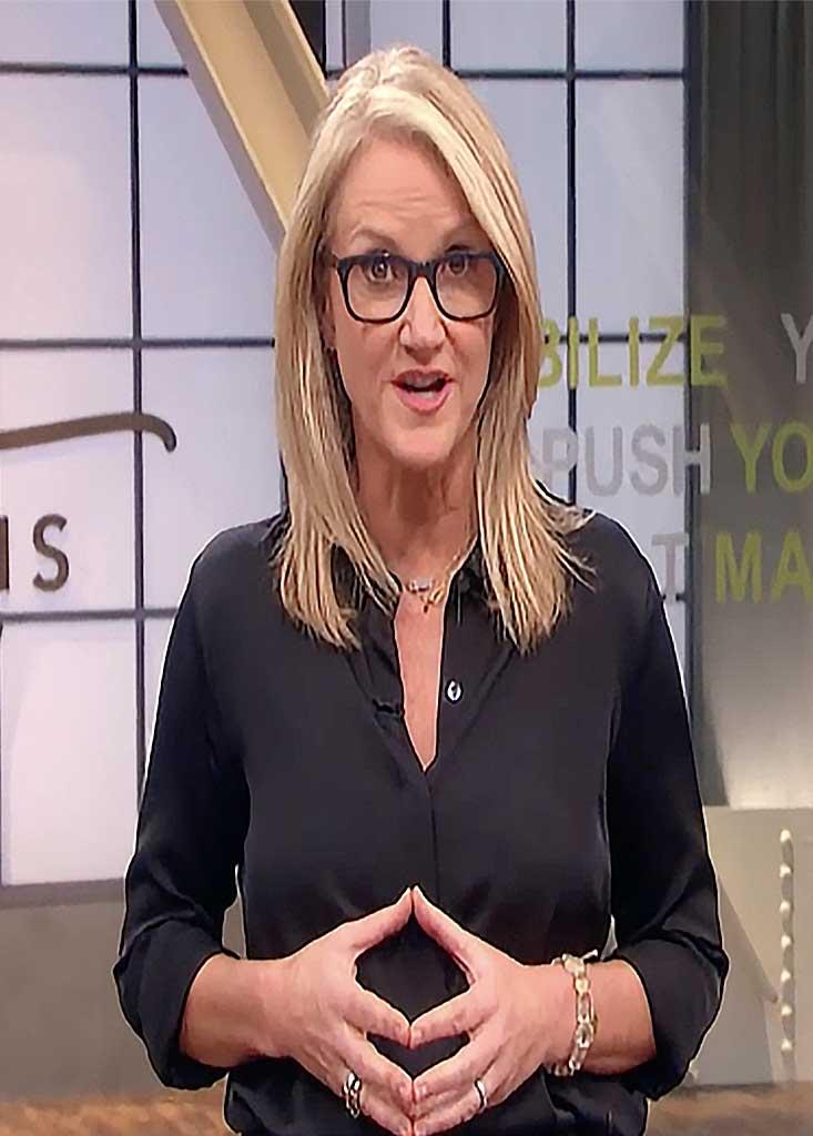 The Mel Robbins Show on Holistic Wealth by Keisha Blair: