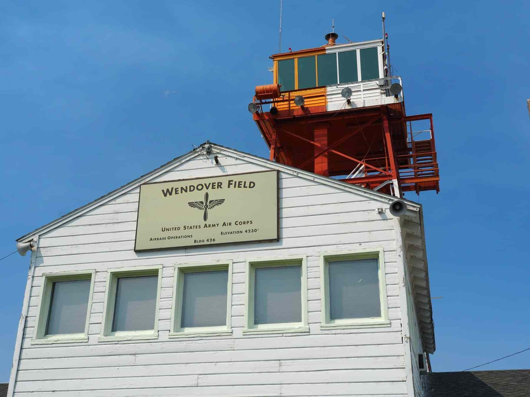 Historic Wendover Air Field