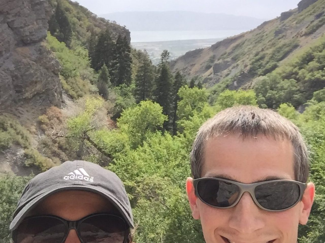 Our Hiking Beginners! Our First Hike in Utah August 2016First Hike in Utah August 2016