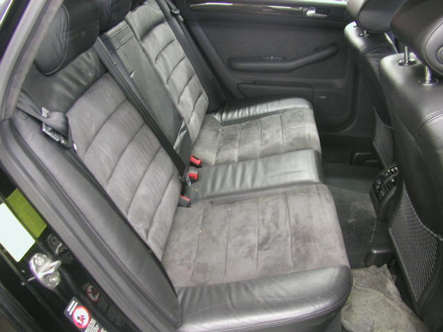 Anyone Tried A6S6 Avant Rear Seats In A B55 FWD Sedan