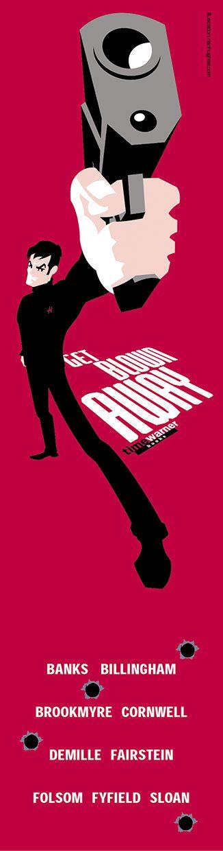 Crime Book Promotion Banner design